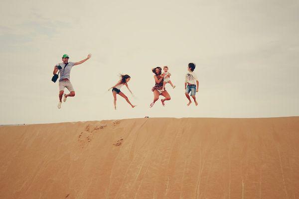 Cómo definir un objetivo que sirva para estar mejor toda la familia