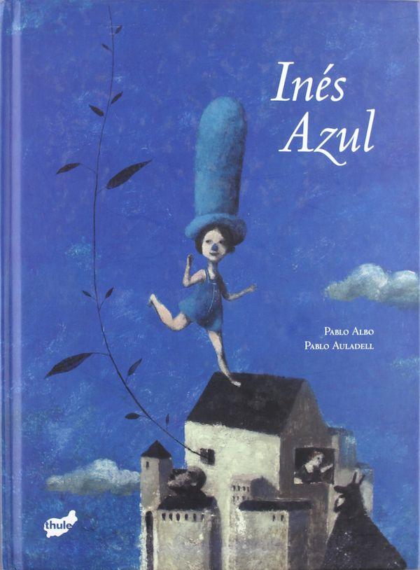 ines azul cuentos que curan