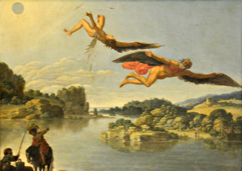 Las alas de Ícaro