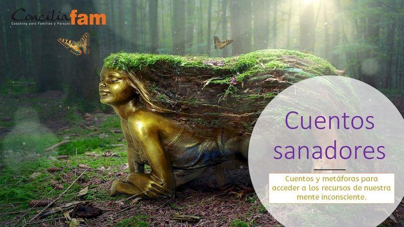 TALLER DE CREACIÓN DE CUENTOS Y METÁFORAS SANADORES