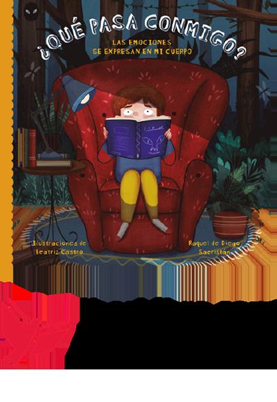 libro que pasa conmigo Raquel de Diego Coach de familias y parejas en madrid Formadora especializada en escuela de familia